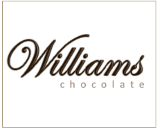 Williams Chocolate Website logo