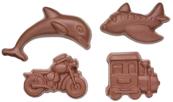 novelty chocolates